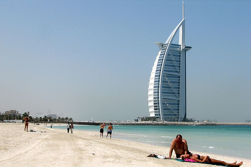 Hotels Near Jumeirah Beach Dubai United Arab Emirates Is One Of Cnn S Top City Beaches